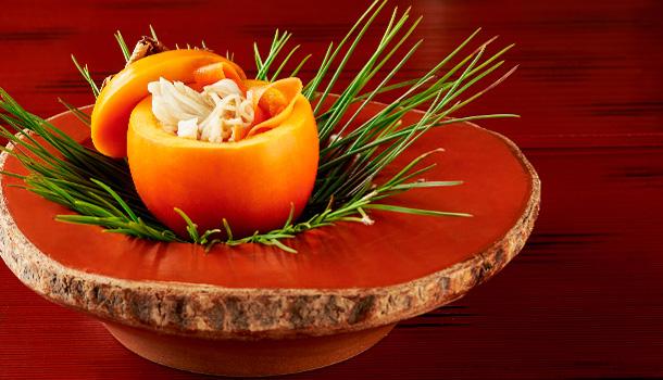 No Kanazawa este mês é mais um exemplo da criatividade e da qualidade do chef Paulo Morais.
