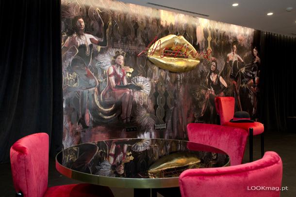 Este não é um hotel qualquer. Este é um hotel que presta homenagem a uma época dourada da vida da capital e aos seus protagonistas.