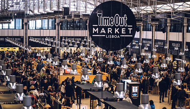 O Time Out Market criou para o mês de Dezembro uma agenda cheia de atividades associadas à quadra, que decorrem em todos os espaços do mercado.