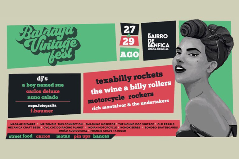 Baldaya Vintage Fest 2021 revela programação