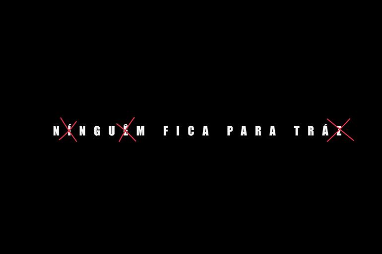 """Filmado por Nuno Pires Pereira, """"Nínguêm fica para tráz"""" documenta atividade da União Audiovisual no seu primeiro ano de existência."""