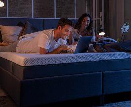 Sabia que ouvir música antes de dormir é uma das maneiras mais eficazes e acessíveis de melhorar a nossa qualidade do sono?