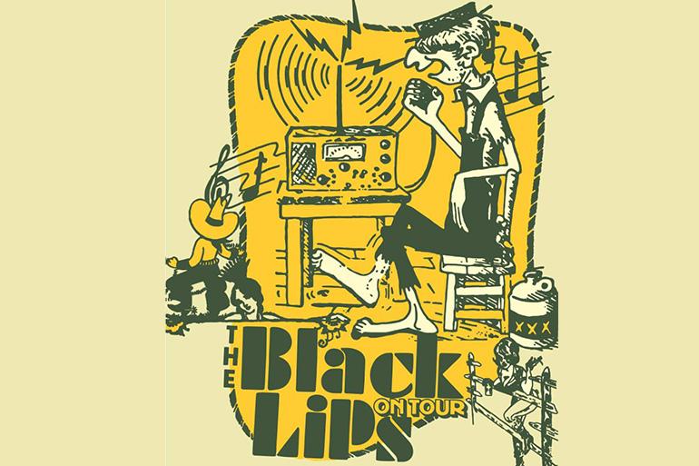 The Black Lips em Lisboa e no Porto em Novembro