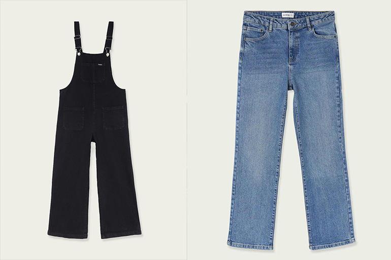 Brownie apresenta a sua nova coleção de jeans. Há para todos os gostos: com diferentes lavagens, vários estilos.