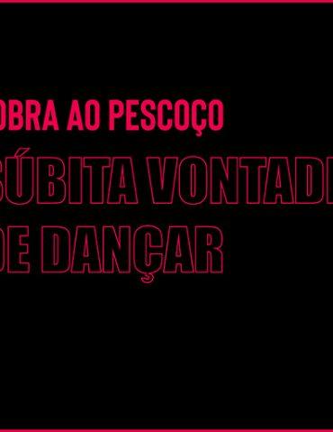 Súbita Vontade de Dançar apresenta-se repleta de riffs contagiosos, baterias de fazer disparar radares e conteúdo lírico ambíguo.