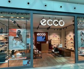 ECCO reforça a sua presença no mercado nacional com a inauguração de uma nova loja, no Centro Comercial Vasco da Gama, em Lisboa.