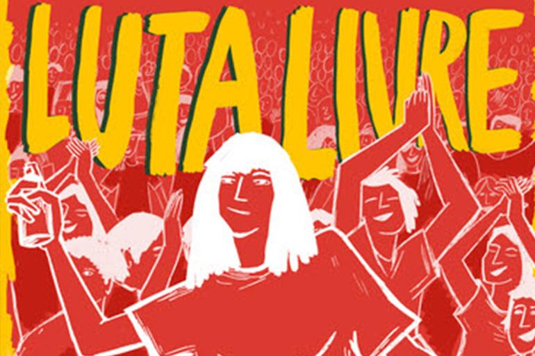 LUTA LIVRE é o novo projecto de Luís Varatojo que resulta de um olhar interventivo sobre a sociedade e a actualidade.