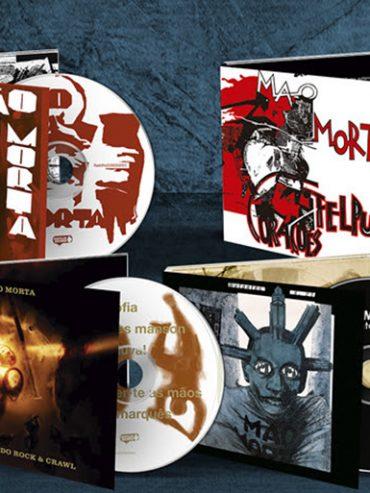Mão Morta reeditam os primeiros quatro álbuns de estúdio