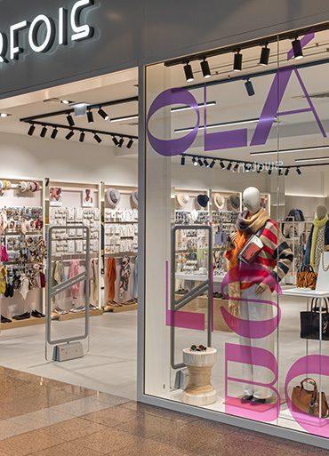 Parfois anuncia a abertura de uma Flagship com imagem renovada no Amoreiras Shopping Center, uma ampliação e relocalização do espaço que passa agora a contar com 127 metros quadrados.